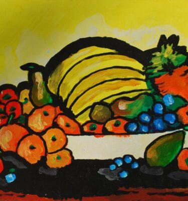 Fruitschaal 40x50