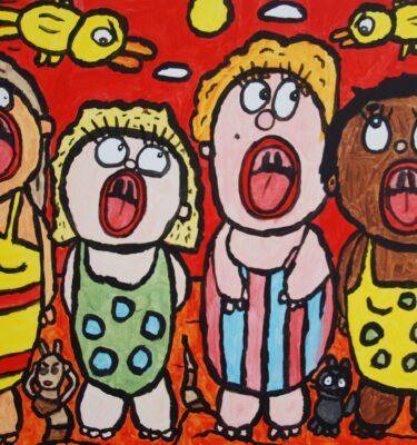 Jaïr Maarsen, Picassovis, kunst, zingen
